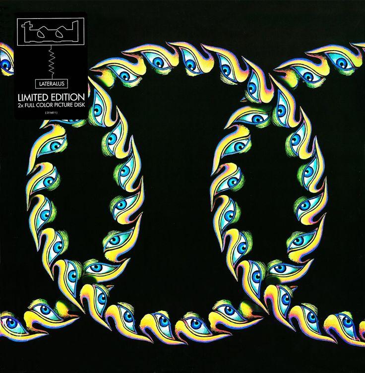 Lateralus-Picture Lp [Vinyl LP] - Tool: Amazon.de: Musik