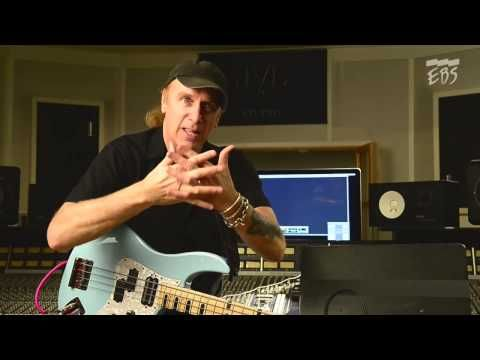 Billy Sheehan's complete guide to the EBS Billy Sheehan Signature Drive - YouTube