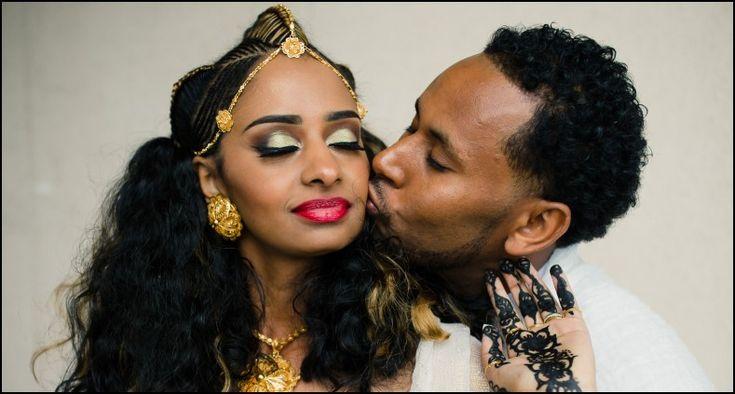 Eritrean Wedding Dress