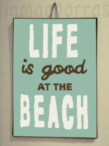cartel colgar beach.marca agua