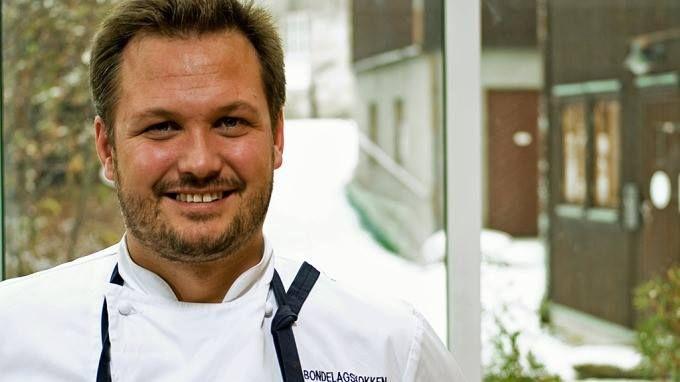 Mikael Forselius mesterkokk på Røros!