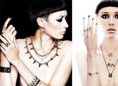 Lizbeth Salander (Girl with the Dragon Tattoo) inspired      Taken from Fashion Law, http://www.fashion-law.org/2012/07/the-lisbeth-salander-effect-still-in.html