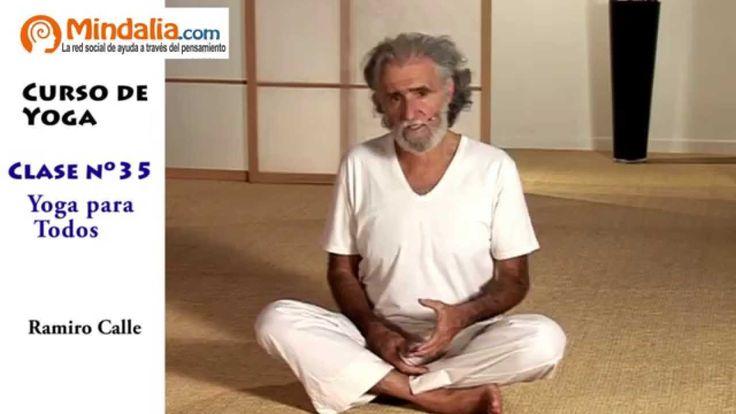 Yoga para todos por Ramiro Calle. CLASE DE YOGA 35