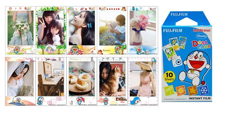 10 Лист-Пленка Fujifilm Instax Mini для Fuji 7 s 8 25 50 s 90 Мгновенной фотографии, поделиться СП-1 Викинг