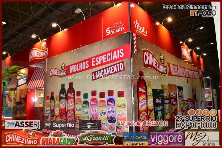 Super Rio Expofood 2017 - Stands (21 a 23/03/17)
