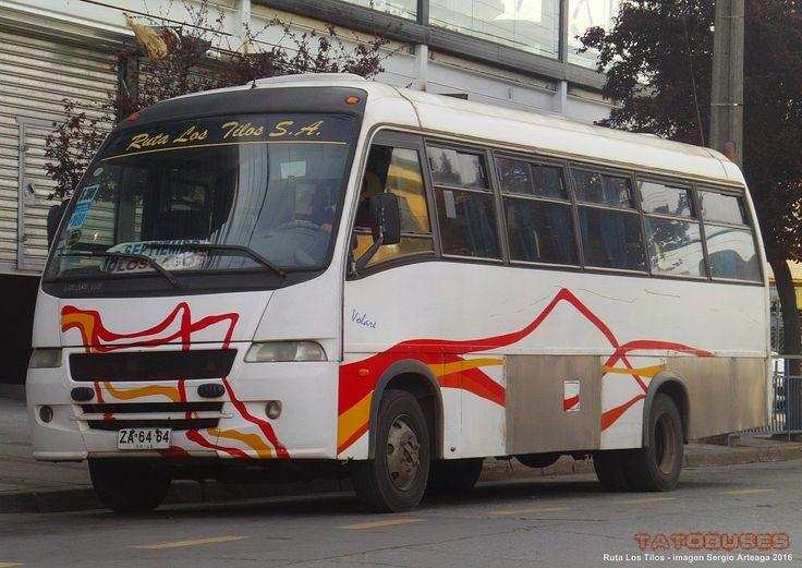 https://flic.kr/p/VhMkPU | ← Buses Ruta Los Tilos  ©→ | Volare W8 Urbano Tomé imagen Sergio Arteaga 2016 Tomé   (TATOBUSES)