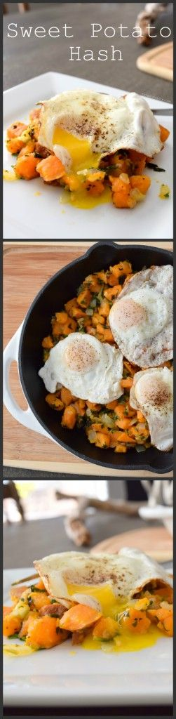 Sweet Potato Hash  Mmm Mmm Mmm http://www.raraandaggie.com/healthyrecipes/sweet-potato-hash/