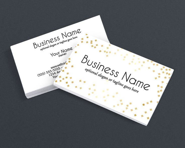 34 best creative printable business card designs images on pinterest gold thirteen 2 sided business card design reheart Choice Image