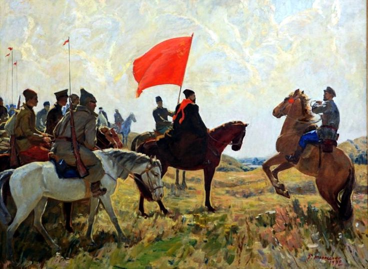 civil war in the russian revolution The role of bolshevik leaders in the red army's civil war victory one of the most significant qualities of the soviet military-political leadership was its.