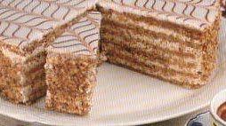 Tortaimádó: Eszterházy torta