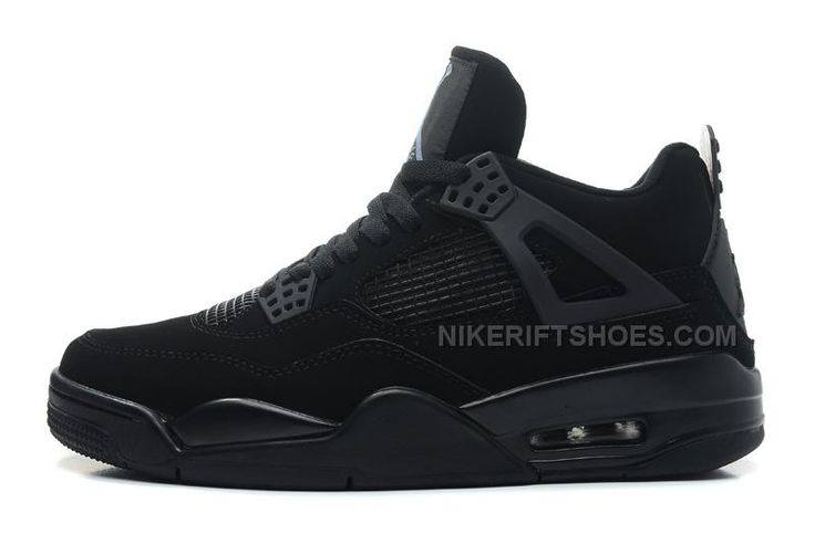 "http://www.nikeriftshoes.com/air-jordan-4-retro-black-cat-blackblacklight-graphite-for-sale.html Only$88.00 AIR #JORDAN 4 #RETRO ""BLACK CAT"" BLACK/BLACK-LIGHT GRAPHITE FOR SALE #Free #Shipping!"