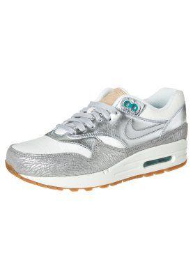 Nike Sportswear AIR MAX 1 - Sneakers - Silver
