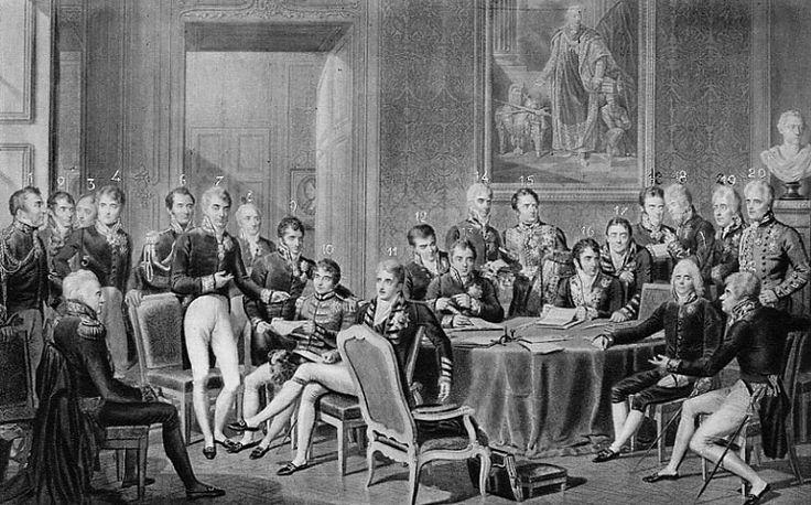 Congresso di Vienna 1814 – 1815