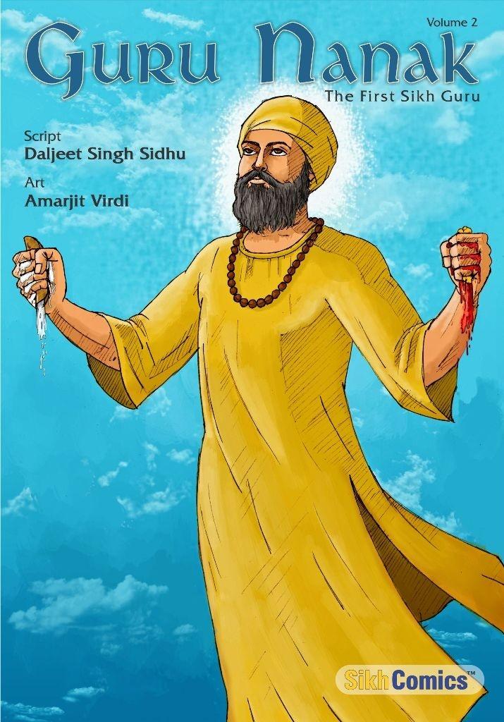 SikhComics.com - Complete Set of Nine Sikh Comics (English Graphic Novels), USD $35.89 (http://www.sikhcomics.com/complete-set-of-sikh-comics-graphic-novels/)