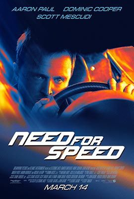 Need For Speed poster - Need for Speed (film) - Wikipedia, the free encyclopedia