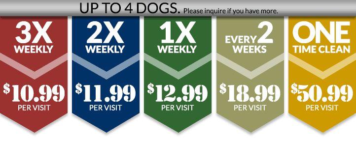 poop troops prices