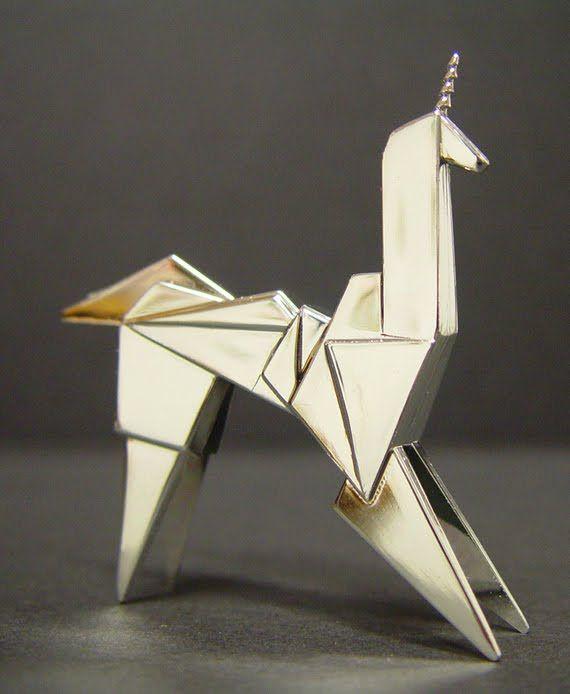 Blade Runner Origami Unicorn Pin: Blade Runner Unicorn Origami - Google Search