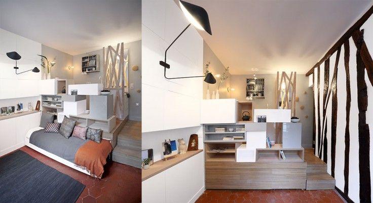 Comment Cacher Sous Lit Pour Optimiser L Espace Cacher Un Lit Decoration Maison Mobilier Design