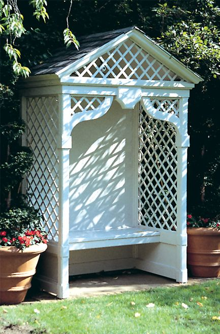 44 Best Garden Arbour Benches Amp Arches Images On