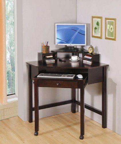 top 25+ best corner computer desks ideas on pinterest | white