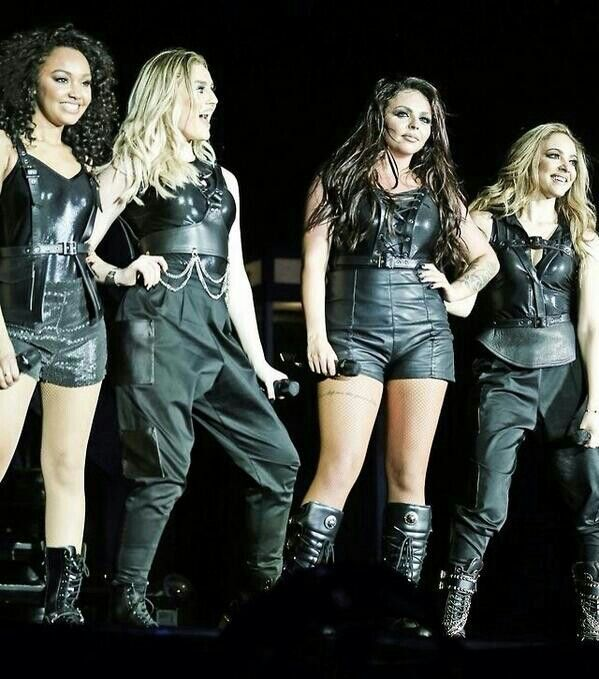 Little Mix Salute Tour 17 Best images about S...