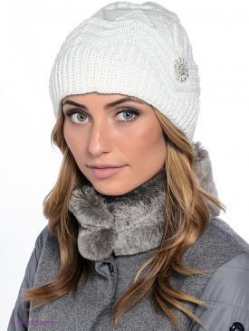 Модные вязаные шапки для зимы 2016 года