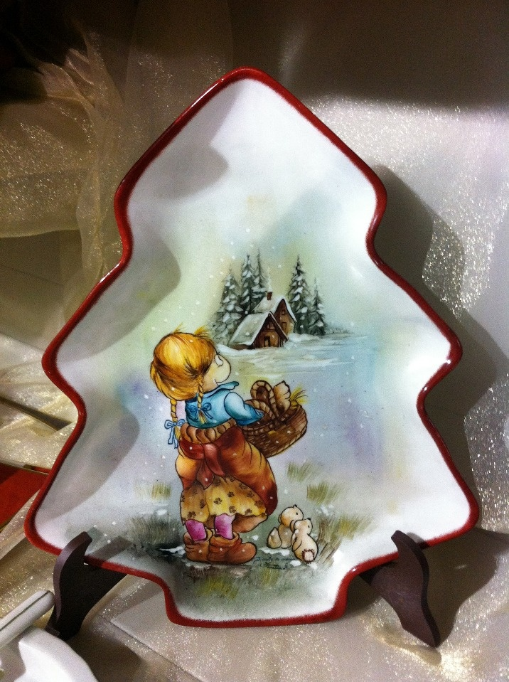 Porcellana decorata - Decorated porcelain