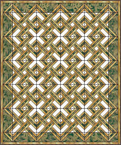 Irish Plaid I Really Like The Look Of This Quilt Block Pattern Gorgeous Irish Patterns