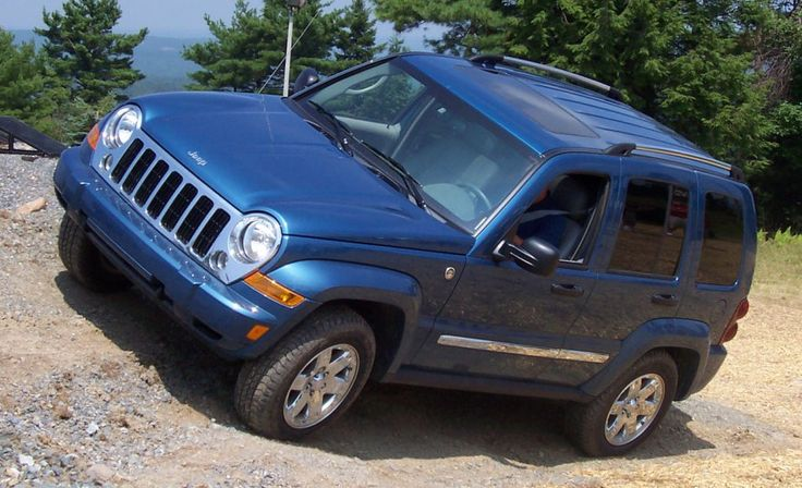 Best Jeep Liberty 2002 Reviews