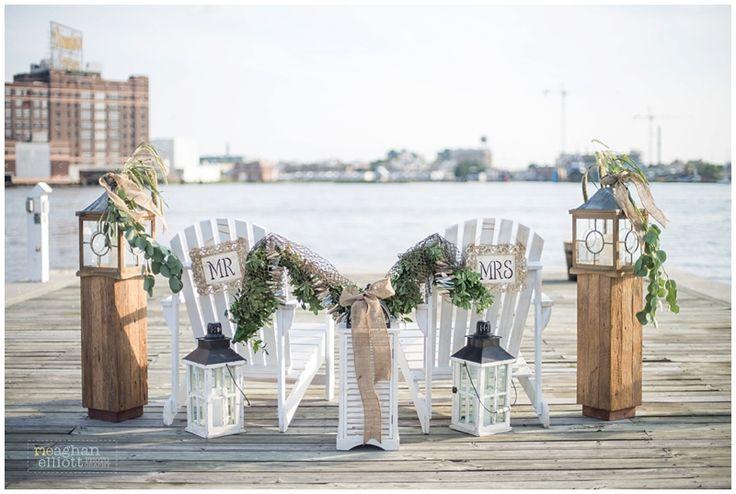 Frederick Douglass maritime wedding Baltimore