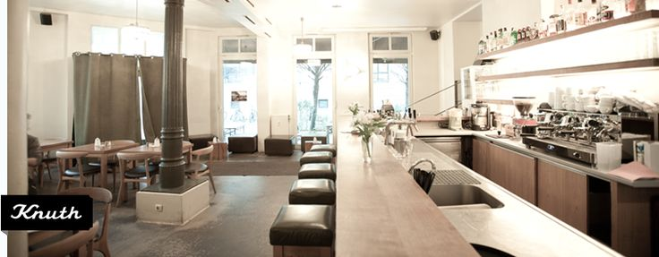 Cafe Knuth, Hamburg - great brunch!