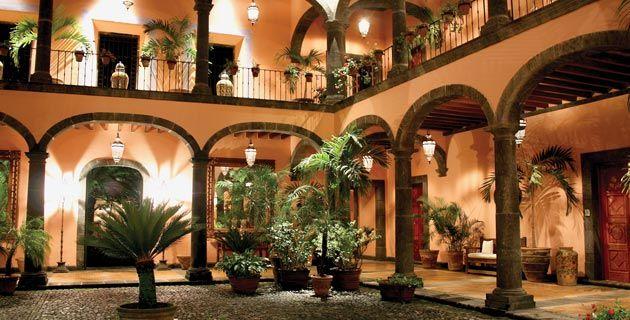 Hacienda de San Antonio TYFBS Court yard homes