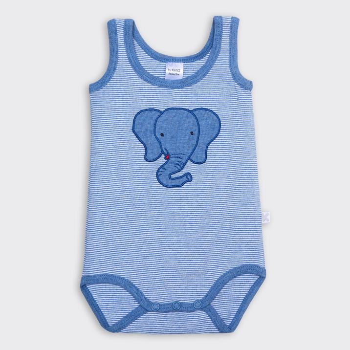 2012 ilkbahar/yaz yeni sezon ürünleri göz doldurmaya devam ediyor. Sevimli erkek çocukları için üretilen 17,95 TL'lik bu güzel, fil desenli bodyler ebeveynlere büyük kolaylık sağlayacak…