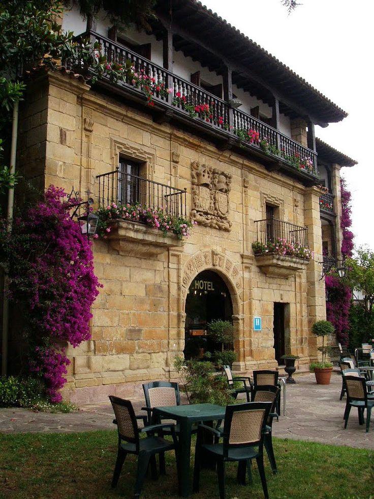 Hotel Los Infantes, Santillana de Mar, Cantabria, España