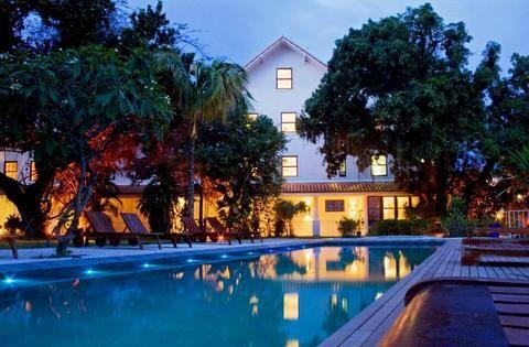 Relais & Chateaux Hotel Santa Teresa Rio De Janeiro
