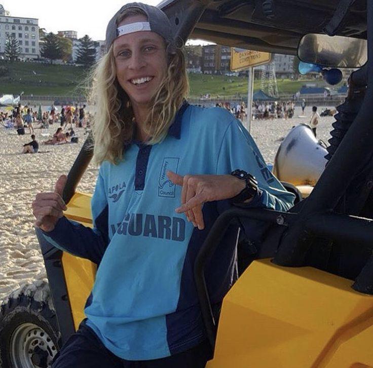 Bondi Rescue Jethro 💙 Beach lifeguard, Jethro, Bondi