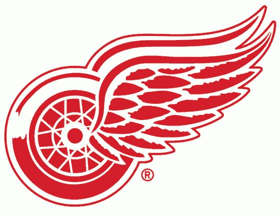 4. Detroit Red Wings.  Another classic logo.  Up one spot from last season.  Always has a strong fan base.