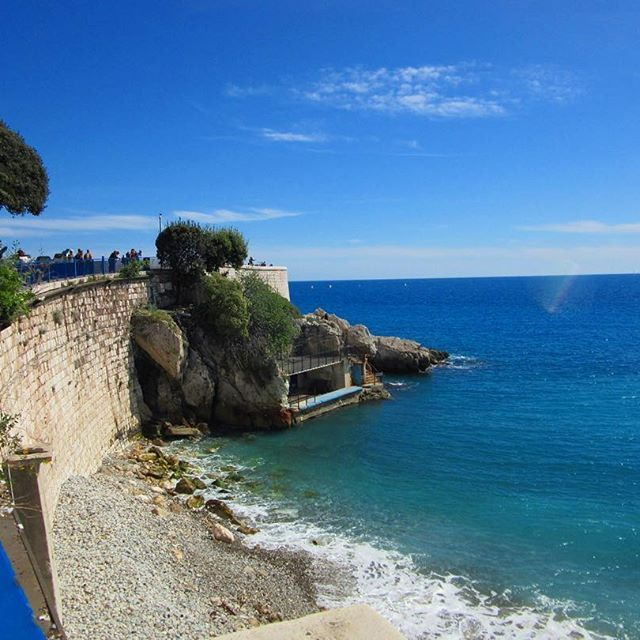 Shades of blue Nice, French Riviera #southoffrance  #visitnice #visitfrance #beach #blue #thatview #instatravel #instagood #instamemories #throwback #scenic #landscape #vibrant #colourful #explore #travel #memories #love #live #adventure #beautiful #picturesque #thisisfrance #blueskies #spring #instaholiday #melbournelifetravel #frenchriviera #promenadedesanglais #holiday Like