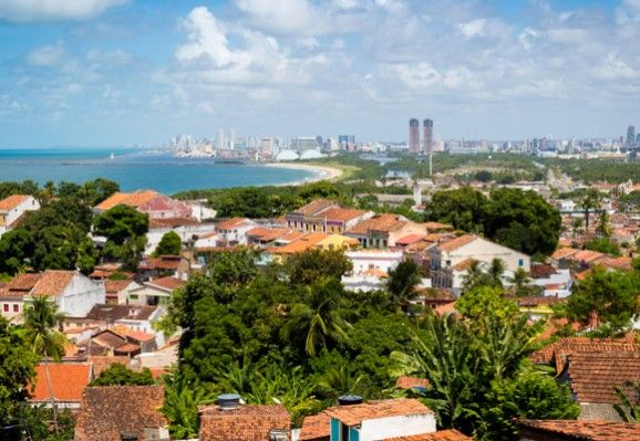 A recent trip to Brazil's Northeast coast was where I fell in love with this country. Culture…food…music…art…dance…beautiful weather, and beautiful people—it has it all. And I discovered two of my favorite Brazilian towns—Pôrto De Galinhas and Olinda.