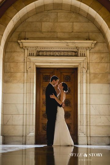 Cleveland Ohio Courthouse Wedding Photo From Colleen Zach Collection By Style And