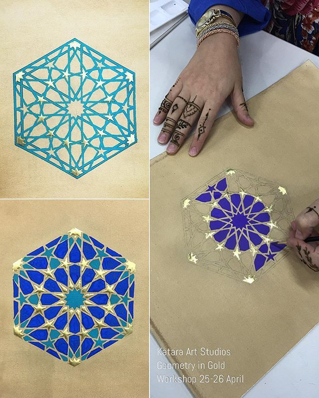 Stunning work as always from the talented group mash'Allah!  | last gilding workshop will be held this Thursday from 6pm-8:30 (but more like 9ish)