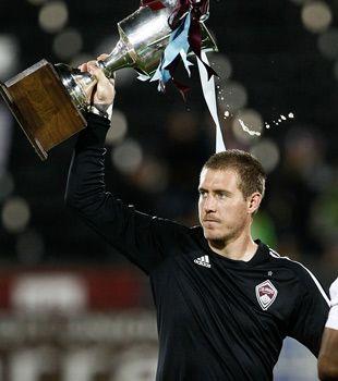 Colorado Rapids goalkeeper Clint Irwin sets US national team as future target