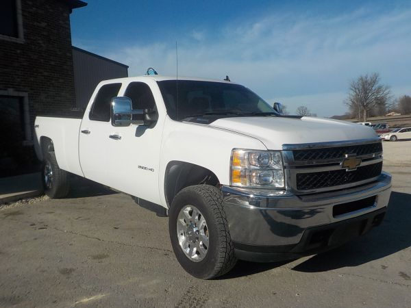St. James Auto & Truck Parts | 80920 | 2011 Chevrolet SILVERADO 2500 | $24,900