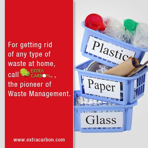We at extracarbon are proud to be waste mangement partner of