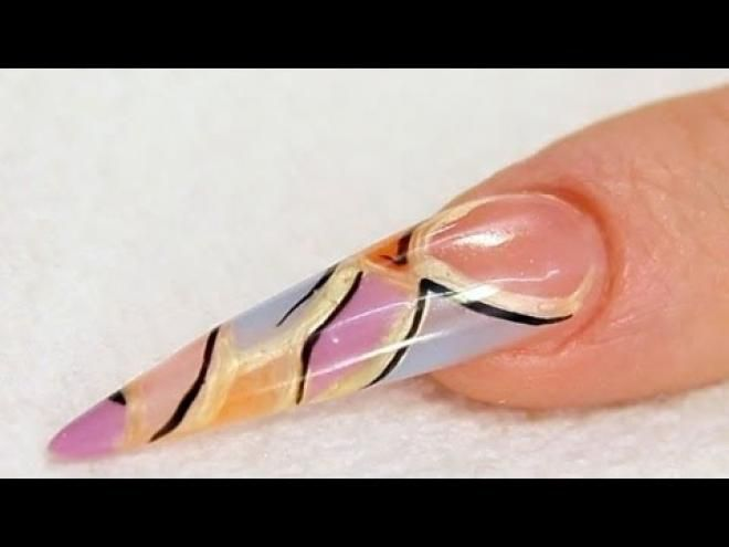 236 best stiletto nails nail art design tutorial video gallery 236 best stiletto nails nail art design tutorial video gallery by nded images on pinterest basic nails crazy nails and fall prinsesfo Images