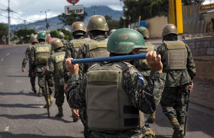 FOX NEWS: Honduras announces curfew restrictions amid vote protests