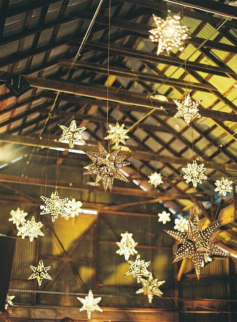 Mexican Tin Star Lights Find Them On Our Site Https Www