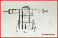 Crochet Tutorial: The G.G. (Gorgeous Gal) Cardigan   YARNutopia by ...