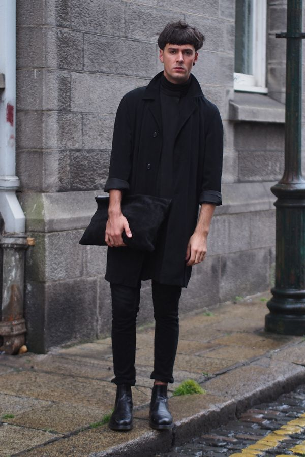 Kyle Cheldon-Barnett thinks that for truly individual and directional pieces it's worth looking to students at Dublin's National College of Art and Design. #fashion #style #ncad #lovedublin #menswear #streetstyle #trendsetters