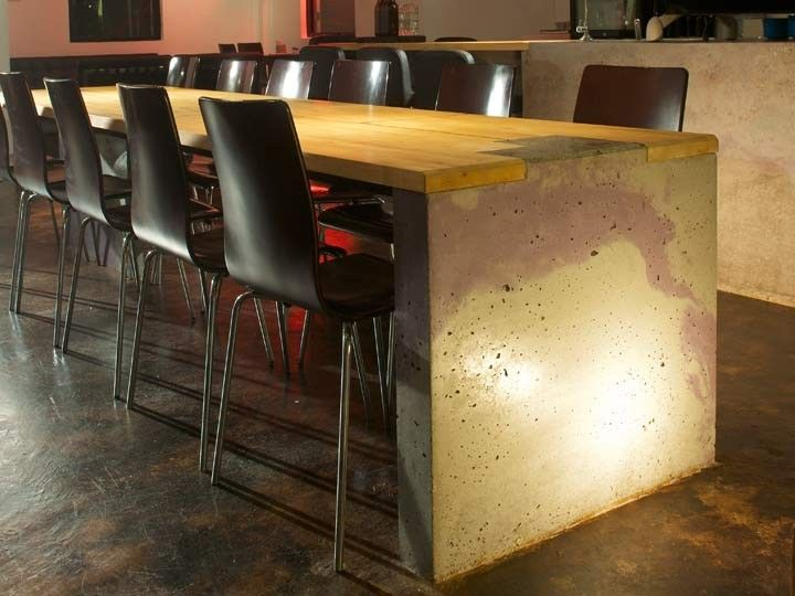74 Best Images About Concrete Furniture On Pinterest